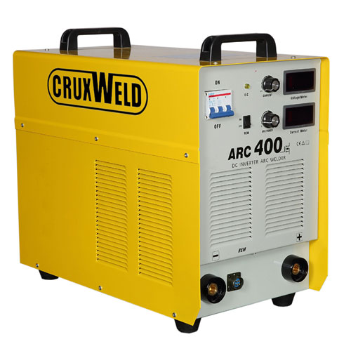 arc welding set, 400 amp 3-phase