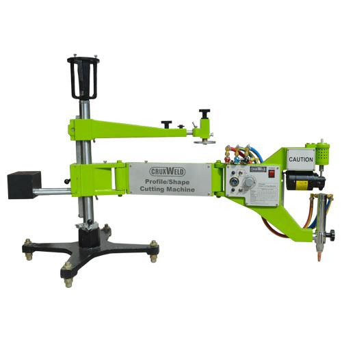 Cruxweld Profile Cutting Machine