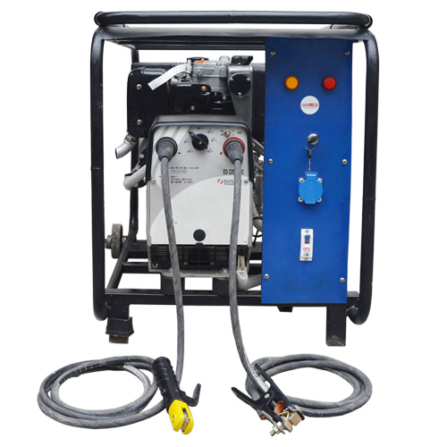 Petrol Engine Driven Welder