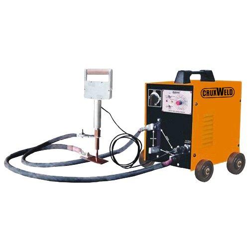 spot welder, hand operated 10 KVA