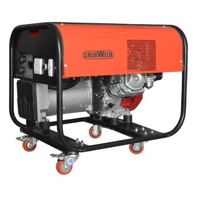 Petrol Operated Welding Generator