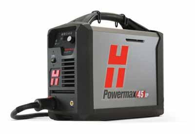 Hypertherm Powermax45 XP plasma cutter