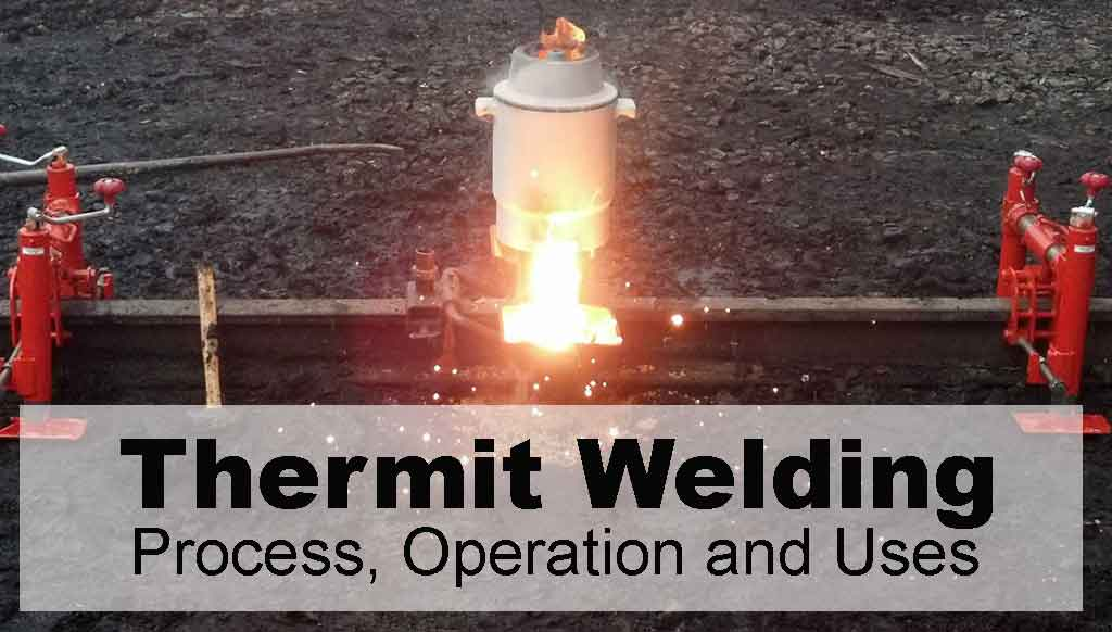 thermit-welding-process