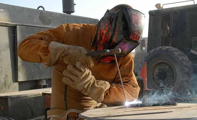 What is welding