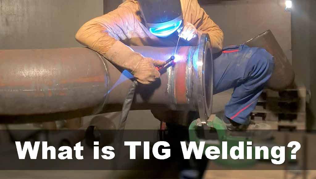 tig welding for beginners