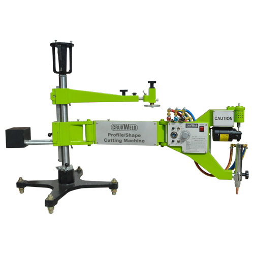 Cruxweld Profile Cutting Machine