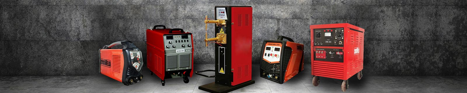 Welding machine training