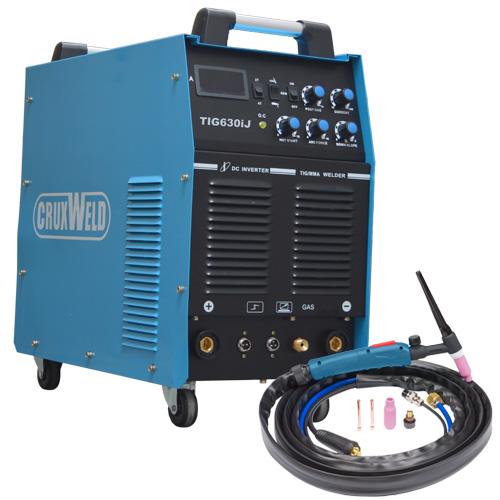 TIG Welding Machine 600A - iTIG630DC