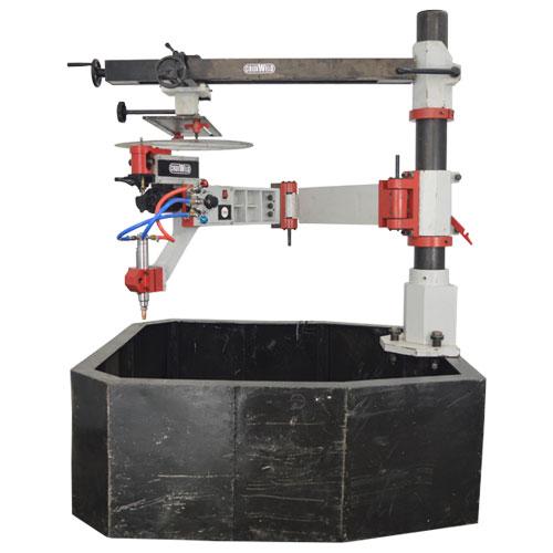 Pillar Mounted Profile Cutting Machine