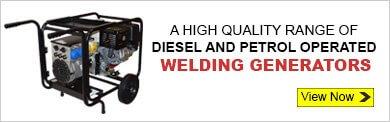 engine driven welder
