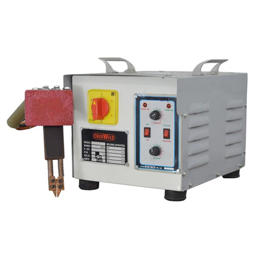 Hand Operated Battery Tab Spot Welder