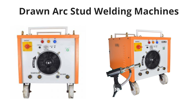 Drawn Arc Stud Welding Machines