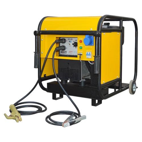 AC and DC generators