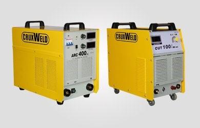 Features of welding generators