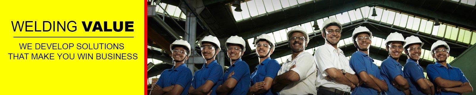 Welding Machine Manufacturers in India