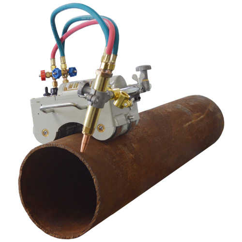 magnetic pipe gas cutter